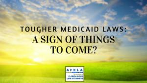 Medicaid Laws